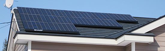 太陽光発電でこんないいこと